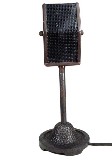 microphone for radio show